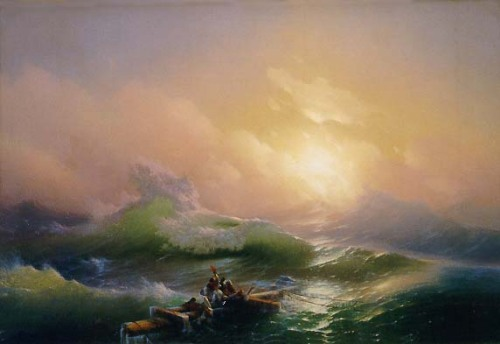 Ivan Aivazovsky, The Tenth Wave