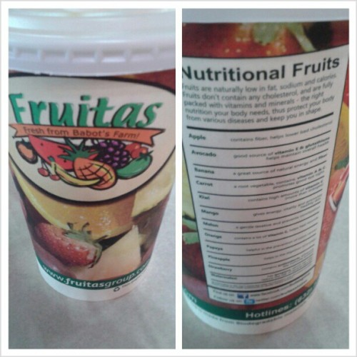 A Fruitas a day keeps the doctor away :)) #imanurse #MDsoon #healthconscious #be.fit #future