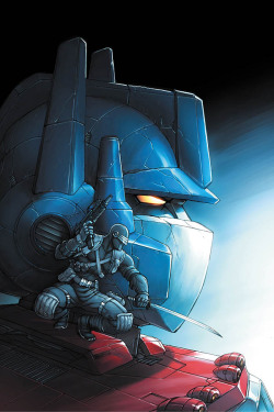 dead2dapool:  G.I.Joe vs Transformers cover1 by *JPRart