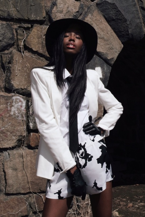 darkskinnedblackbeauty:  Dofl Photography