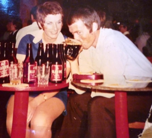70s skinhead couple