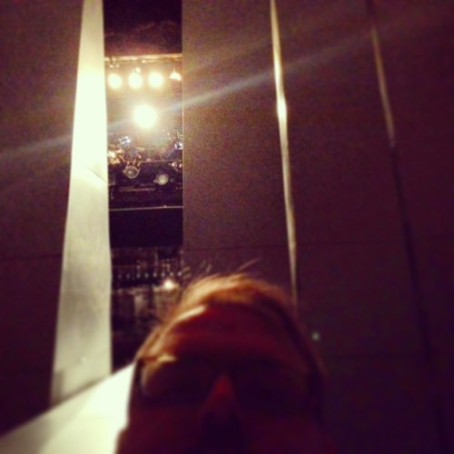 Under #themachine. #metropolitanopera #ringcycle (at The Metropolitan Opera)