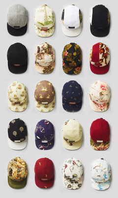 theiloveuglyblog:  new I Love Ugly hats now online.  Soo dope! I want them all!