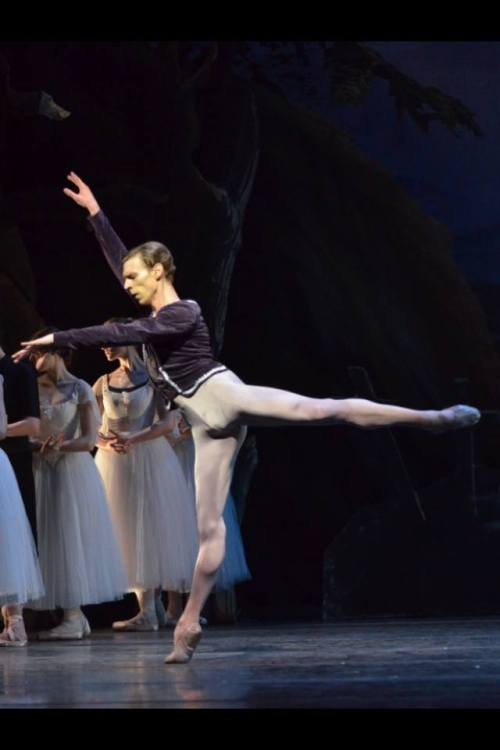 Richard Krusch, Carolina Ballet