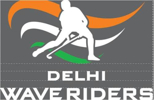 Hockey India League 2013 Delhi Waveriders Logo