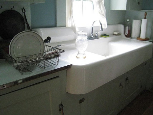 Dream sink. (Is it weird that I have a dream sink?)