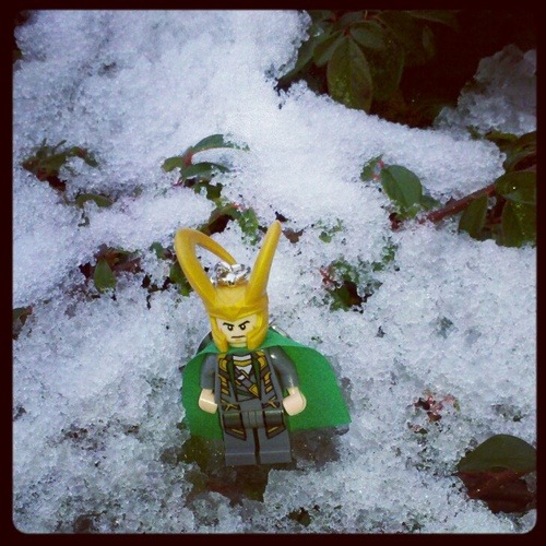 frost giant in his natural habitat