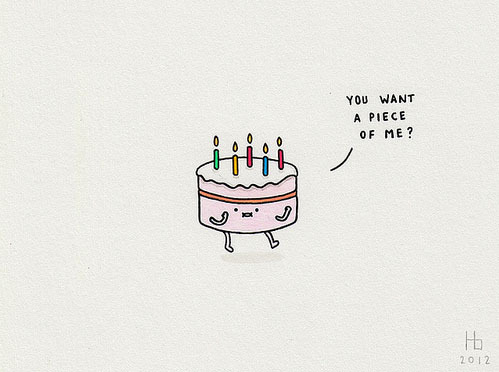 thefrogman: Cake by Jaco Haasbroek  Yes please!