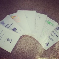 7 chemistry booklets to learn for Tuesday. Na #love #TagsForLikes #TFLers #tweegram #photooftheday #20likes #amazing #followme #follow4follow #like4like #look #instalike #igers #picoftheday #food #instadaily #instafollow #like #girl #iphoneonly #instagood #bestoftheday #instacool #instago #all_shots #follow #webstagram #colorful #style #swag