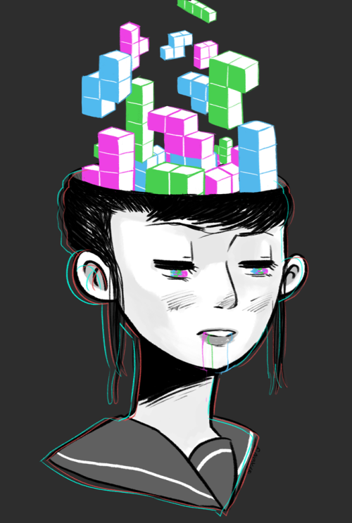I have tetris blocks on my mind right now.
