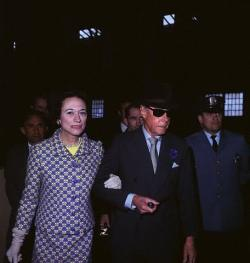 The duke and duchess of Windsor in the 60s