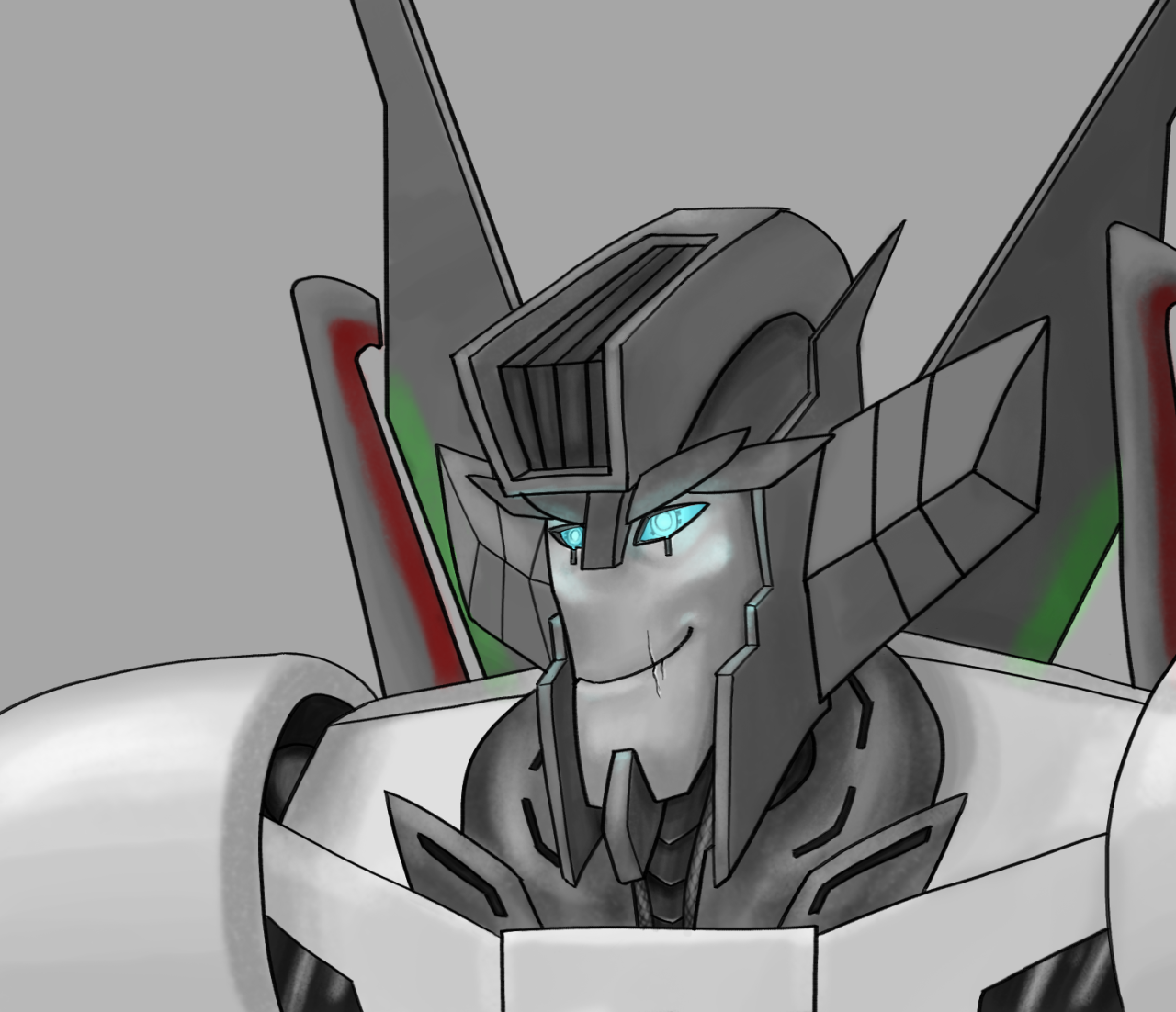 exciting facing-to-the-left wheeljack (only not)