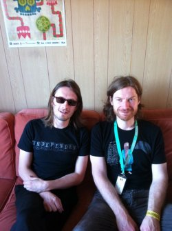 noisenoisenoise:  Richard D James (Aphex Twin) & Steven Wilson (Porcupine Tree & many others)