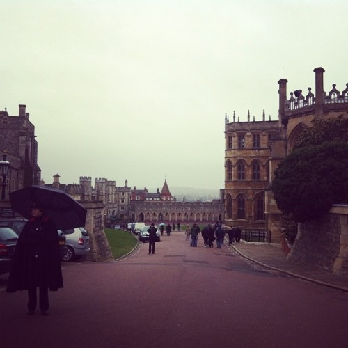 Windsor Castle #england #windsor #castle #tourism #europe  (at Windsor Castle)