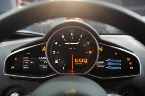 Now THAT'S a friggin dashboard!