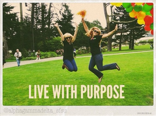 dpalphagam:  Live with purpose.