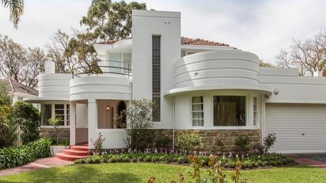 Chisolm House Dalkeith Australia Via