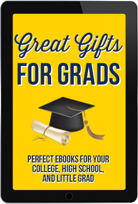 Browse our Graduation Gift Guide to find the perfect ebook for your college, high school, or little grad.