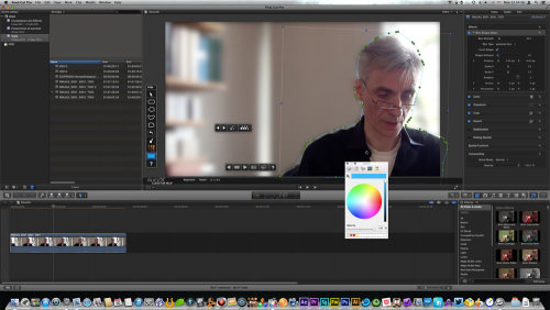 CoreMelt SliceX brings mocha planar tracking to Final Cut Pro Xmocha Pro is a great rotoscoping and masking tool for video. It has won awards (even Oscars were…View Post