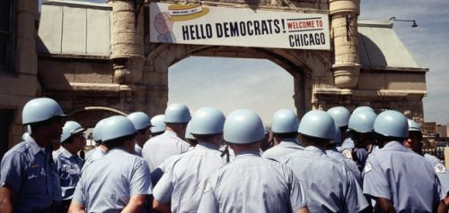 old-chicago:  1968. Democratic National Convention.