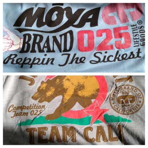 Get it while the gettins good. #Moyabrand Thanks for hooking me up Jesse @moyabrand #california
