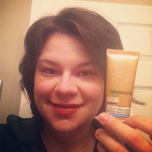 I've been using it every day! #ilovemybb @garnierusa