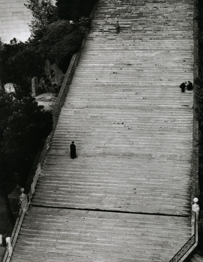 Herbert List - Stairway to Heaven, Rome, 1949 | More posts