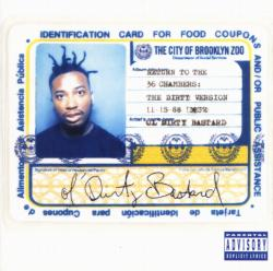 upnorthtrips:  BACK IN THE DAY |3/28/95| Ol' Dirty Bastard releases his debut album, Return to the 36 Chambers: The Dirty Version, through Elektra Records