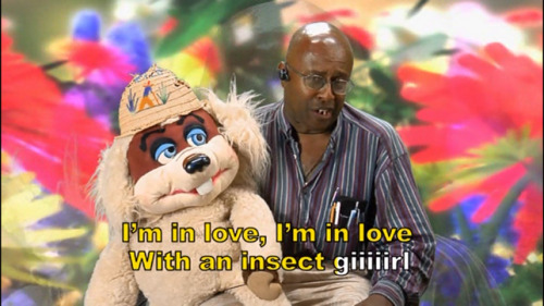 David Liebe Hart said happy birthday to me once. It was awesome.