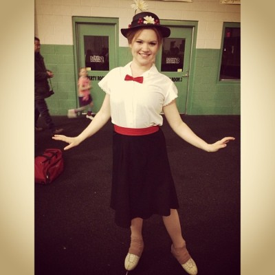 Me as Mary Poppins :) #marypoppins #disney #figureskating