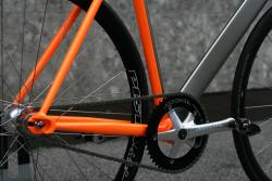 Custom Track Bike by Sardi Cicli