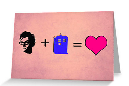 First in the Whovian Valentine's Day Card Series. I'll release a new one every day! If you have any particular thing you'd like to see just tell me in my ask box and I can make a custom design for you!