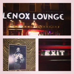 thx 4 the memories.. #lenoxlounge