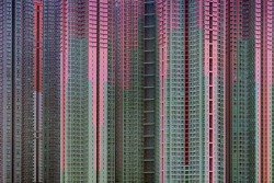 Architecture of Density by Michael Wolf. (via MICHAEL WOLF PHOTOGRAPHY)