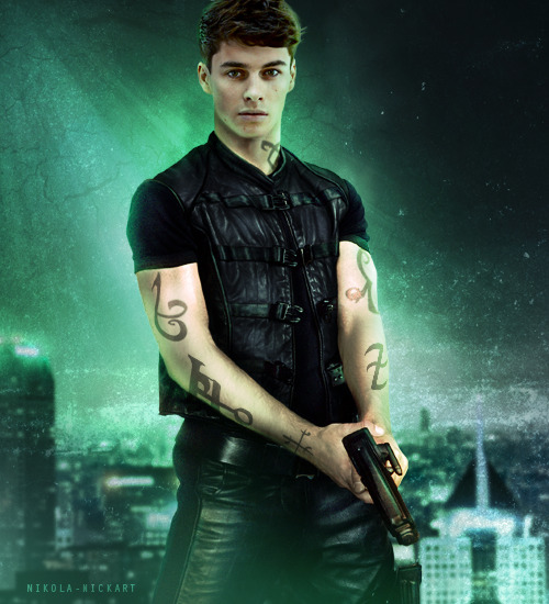 The Dark Artifices: Julian Blackthorn