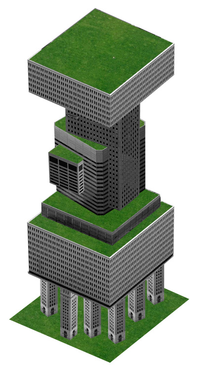 PROPOSAL FOR AN OFFICE BUILDING