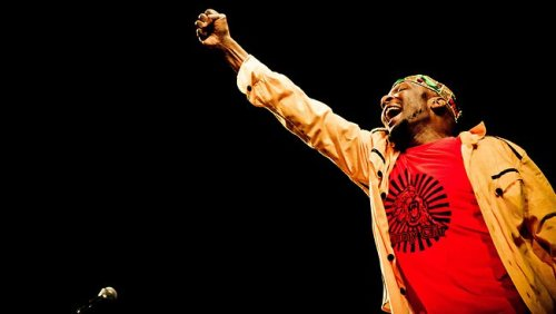 On 5.3.2013, @5:40PM, New Orleans Jazz Fest presents Jimmy Cliff, on the Congo Square Stage.