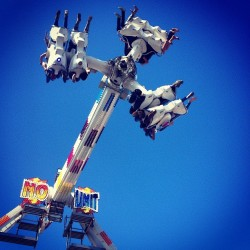 Fun fair!  (at Nérac)