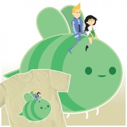 Voting is open on Welovefine.com for the Bravest Warriors design contest!!! http://tinyurl.com/a27ra4f #bravestwarriors #welovefine #contest #design #art #fanart #graphicdesign #beth #chris #bee #cartoon #cartoonhangover