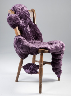cjwho:  Charlotte Kingsnorth - Hybreed Chairs