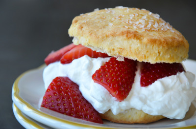 dietkiller:  Strawberry Shortcake