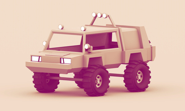 New print available: Humvee http://society6.com/turnislefthome/Humvee_Print