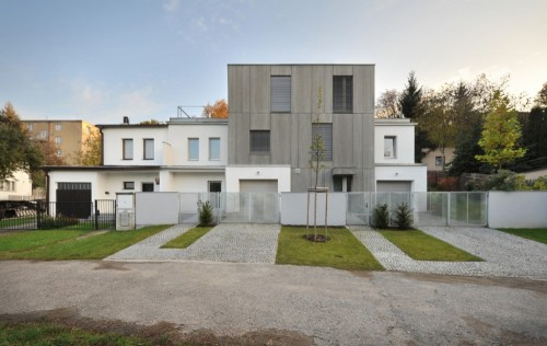(via House Extension in Prague / Martin Cenek Architecture House Extension in Prague / Martin Cenek Architecture – ArchDaily) Prague, Czech Republic