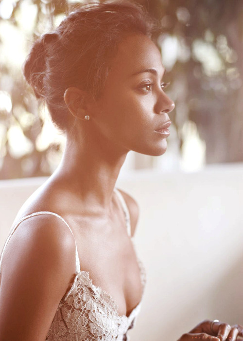 zoe saldana | lord have mercy, please kill me now