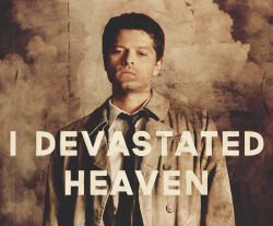 1k supernatural castiel Misha Collins mine. tw:suicide spnedit 8x08 Hunteri Heroici I photoshopped it -all of it -for you. poor bby bird sorry if this hurts your feels
