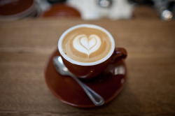 coffeenotes:  cappuccino with four barrel coffee at the mill in san francisco by protographer23 on Flickr.