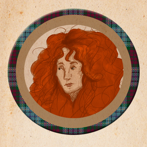 I am Merida, first born descendant of Clan DunBroch.