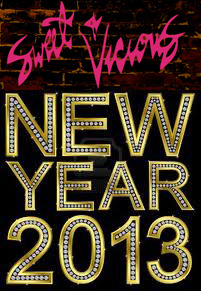 SWEET & VICIOUS NEW YEARS EVE EXTRAVAGANZA!  8:00pm - 4:00am Monday, January 31st Sweet & Vicious - 5 Spring Street   HAPPY NEW YEAR EVERYONE!  You are invited to Sweet & Vicious for an epic New Years Eve party on December 31st with a FOUR HOUR OPEN BAR! THERE IS NO COVER! If you're the kind of person who likes to play it fast and loose, and doesn't like buying tickets in advance, then just come hang out and enjoy some jargarita's at the standard cash bar… BUT… for those of you who want to make your New Years night as epic as possible, we have a limited supply of wristbands for a FOUR HOUR OPEN BAR!!  The OPEN BAR starts at 9:00pm until 1:00am!! (thats 4 hours people!) It includes Grey Goose, Jameson, and of course all beers, wine and well drinks. It costs $60 for guys and $50 for girls, so it's pretty much a no brainer! You don't have to pay now, we just need an RSVP!* We'll also have Deejay B. spinning beats all night, and the Times Square Ball drop live on the big screen TV and projected in the courtyard!  We will also hand out noise making party favors and Champagne at midnight to everyone!! [RSVP HERE]    * for open bar purchases or table RSVPs please contact us: (212) 334-7915 or info@sweetandviciousnyc.com http://www.sweetandviciousnyc.com/contact.html