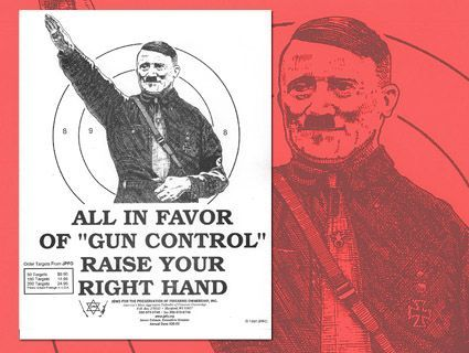 Was Hitler really a fan of gun control? (Hint: No.)