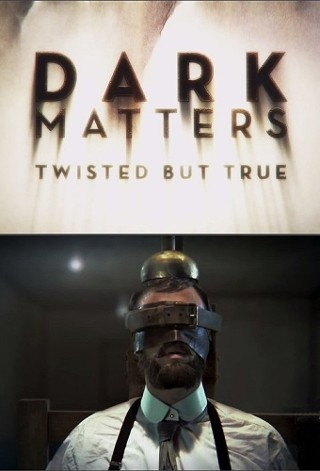 "I'm watching Dark Matters: Twisted But True    ""the philadelphia experiment""                      Check-in to               Dark Matters: Twisted But True on GetGlue.com"